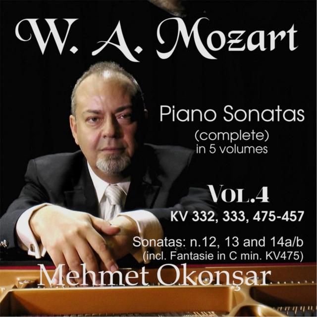 Mozart Complete Piano Sonatas, Vol. 4