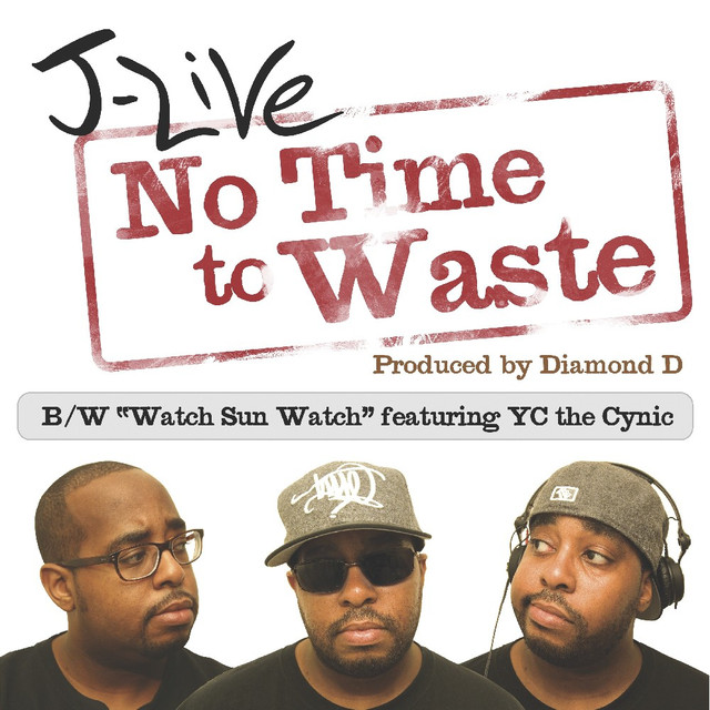No Time To Waste - Single