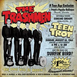 Teen Trot! (Live in Ellsworth, Wi-August 22, 1965) album