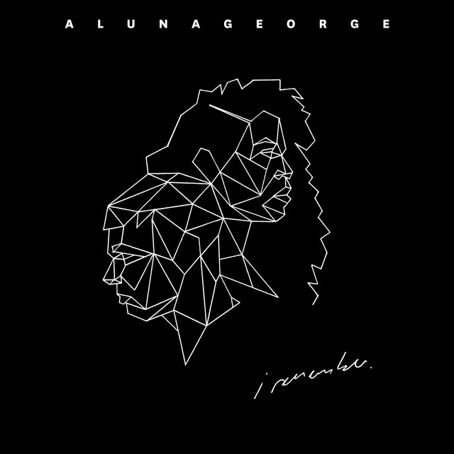 Album cover for I Remember by AlunaGeorge