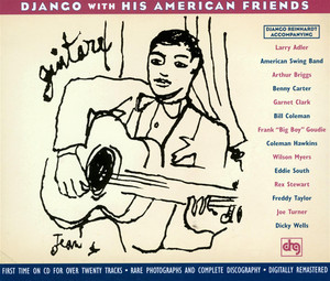 Django With His American Friends album