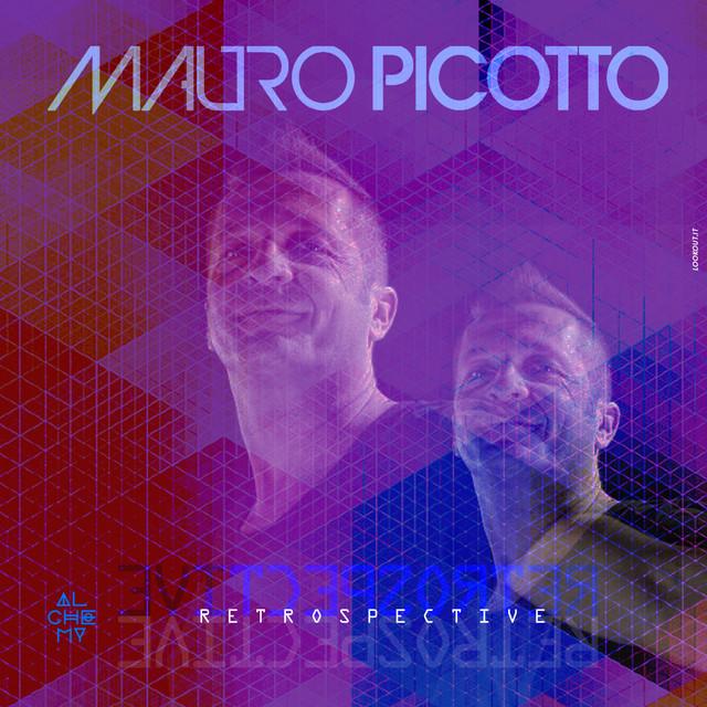 Album cover for Retrospective Collection by Mauro Picotto