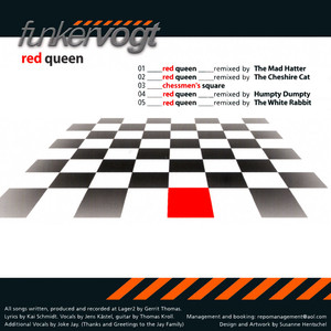 Red Queen album