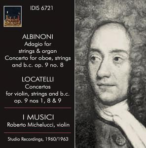 Albinoni & Locatelli: Concerti album