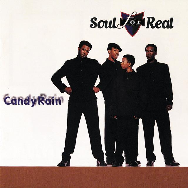 Candy Rain (94) album cover
