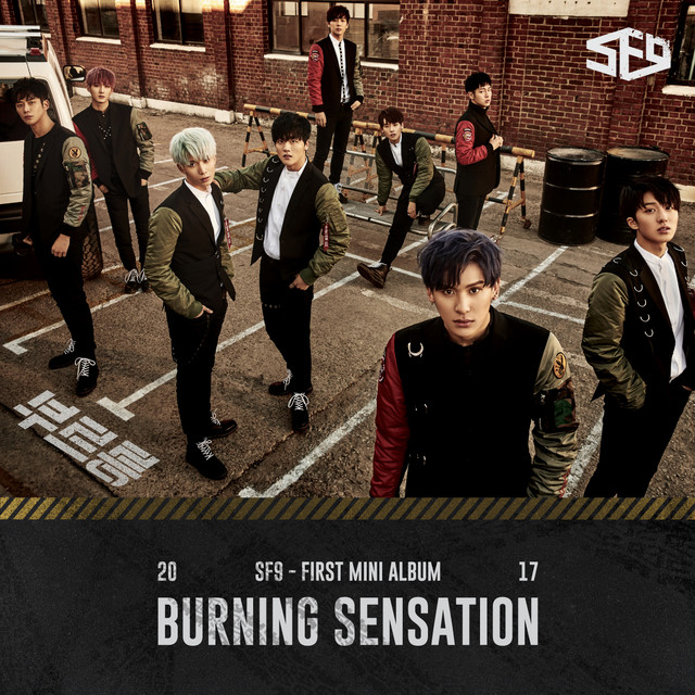 SF9 First Mini Album [Burning Sensation]