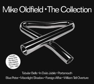 Mike Oldfield Shadow on the Wall cover