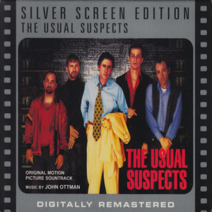 The Usual Suspects - Silver Screen Edition (Original Motion Picture Soundtrack) Albumcover
