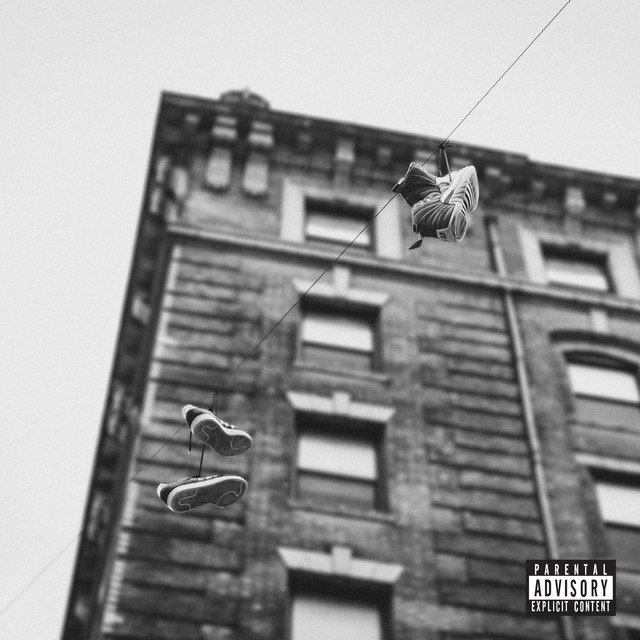 Album cover for The Easy Truth by Apollo Brown, Skyzoo