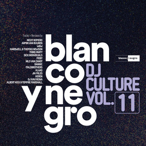 Blanco y Negro: DJ Culture, Vol. 11