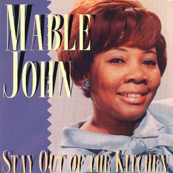 Mable John