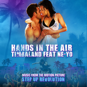 Timbaland, Ne‐Yo Hands In The Air cover
