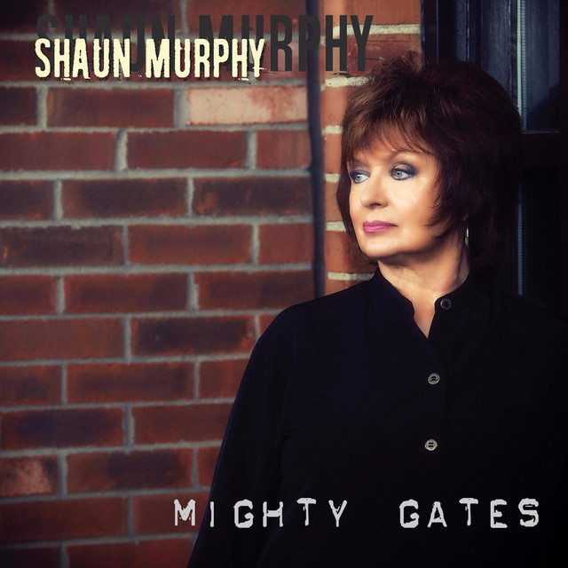 Album cover for Mighty Gates by Shaun Murphy