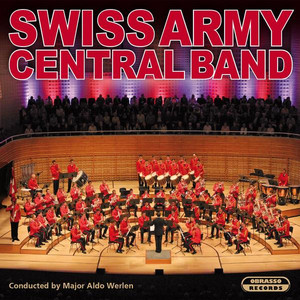 Frankie Carle, Ray Woodfield, Swiss Army Central Band, Major Aldo Werlen Sunrise Serenade cover