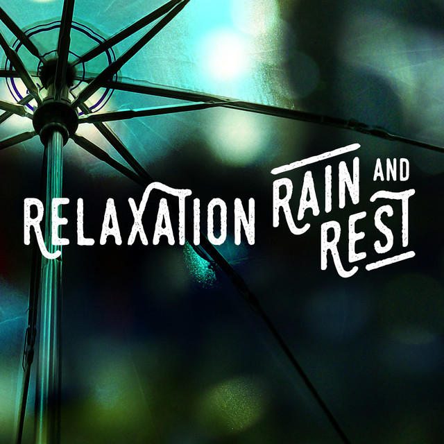Relaxation Rain and Rest Albumcover