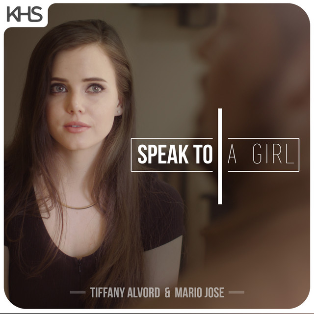 Speak to a Girl