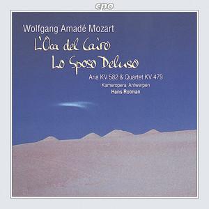 Mozart: L'Oca Del Cairo / Lo Sposo Deluso / Dite Almeno / Chi Sa, Qual Sia Albumcover