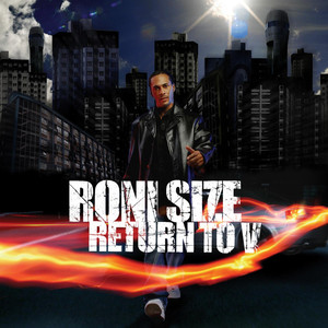 Roni Size Jocelyn Brown Sing cover
