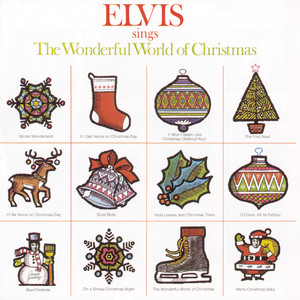 Elvis Sings the Wonderful World of Christmas album