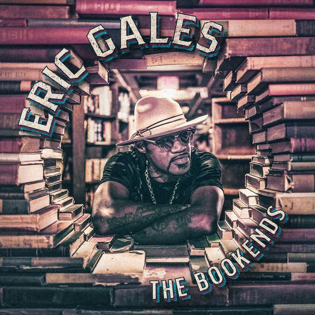 Album cover for The Bookends by Eric Gales