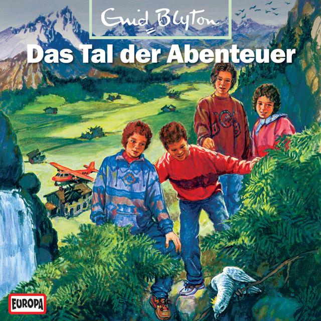 03 - Das Tal der Abenteuer Cover