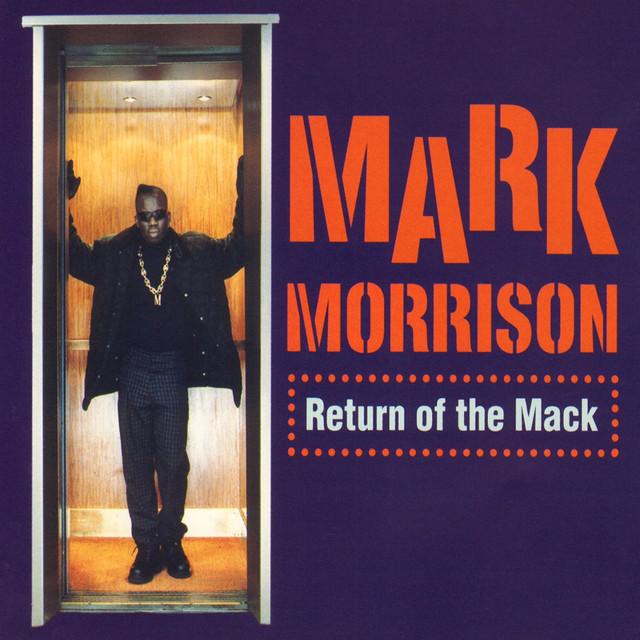 Mark Morrison album cover