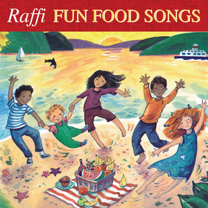 Raffi Apples & Bananas cover