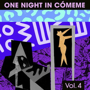 One Night in Cómeme, Vol. 4 Albumcover