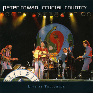 Peter Rowan, Tony Rice The Walls of Time cover