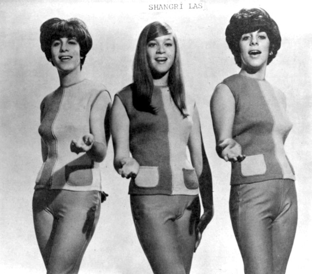 The Shangri‐Las
