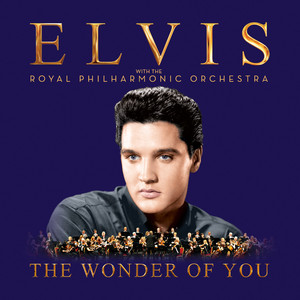Elvis Presley, Royal Philharmonic Orchestra The Wonder of You cover