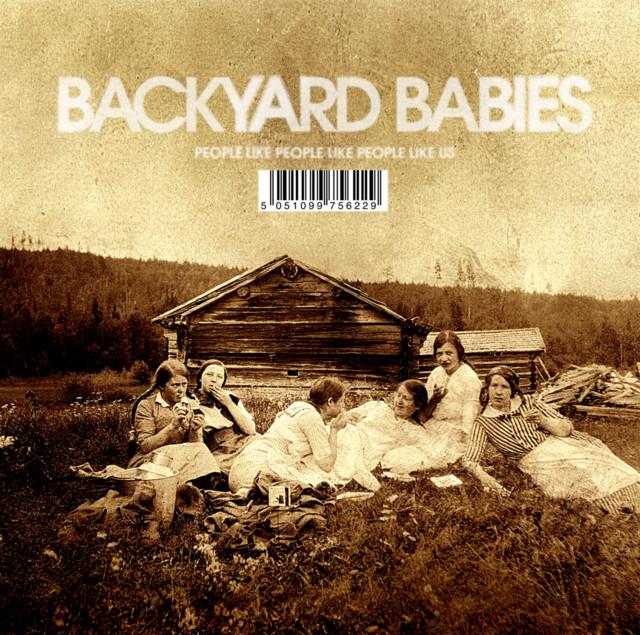 Backyard Babies People Like People Like People Like Us album cover