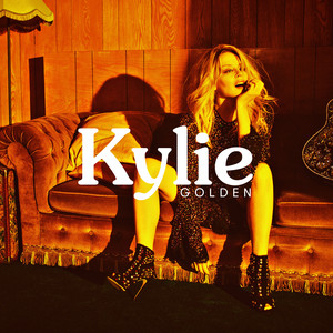 Kylie Minogue Raining Glitter cover