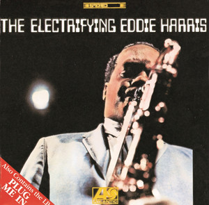 The Electrifying Eddie Harris / Plug Me In album