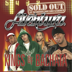 Kings of Bachata: Sold Out at Madison Square Garden (Live) Albumcover