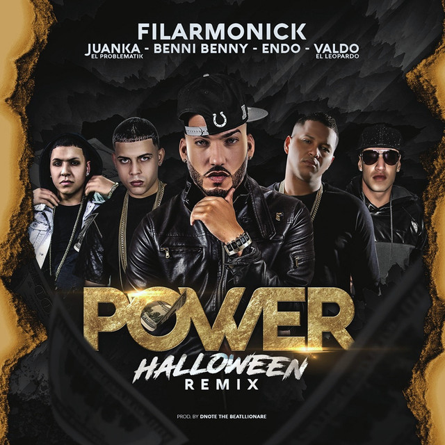 Power (Halloween Remix)