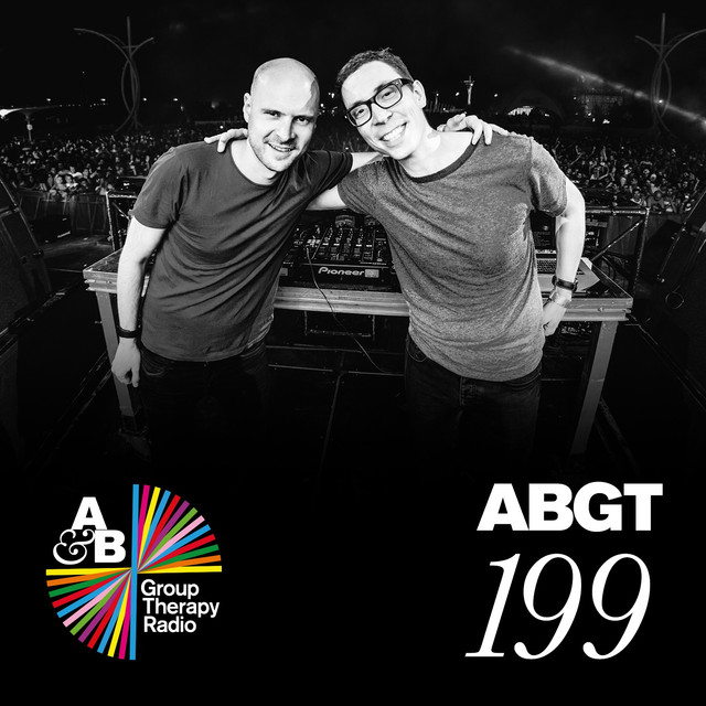 Album cover for Group Therapy 199 by Above & Beyond