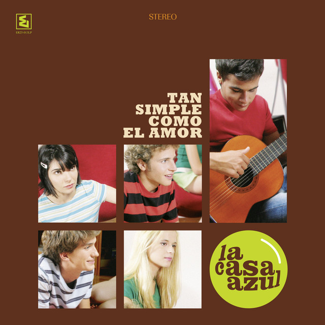 Tan Simple Como El Amor (25th Elefant Anniversary Reissue)