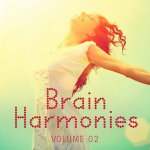 Brain Harmonies, Vol. 2 (A Diverse Selection for Your Concentration) Albumcover