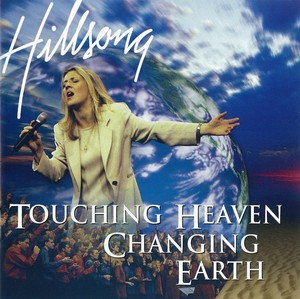 Touching Heaven, Changing Earth (Live) Albumcover