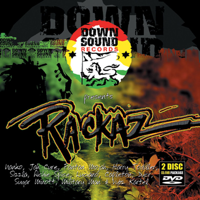 Rackaz Rackaz album cover