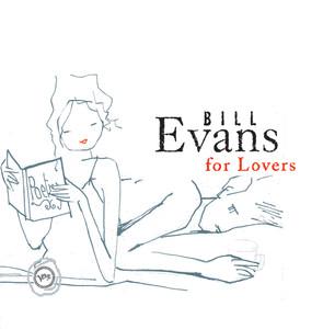 Bill Evans For Lovers Albumcover