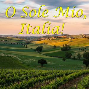 O Sole Mio, Italia! Albumcover