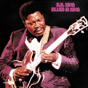 Blues Is King album