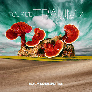 Tour de Traum X (Mixed by Riley Reinhold) Albumcover