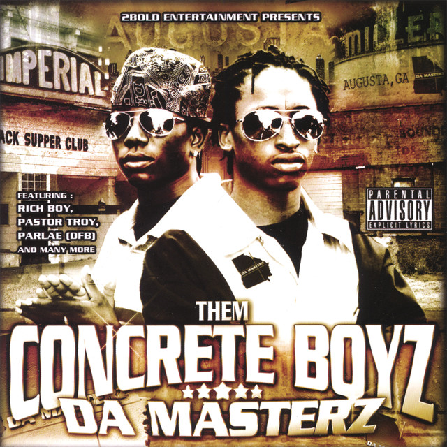 Georgia Peach, a song by Them Concrete Boyz on Spotify