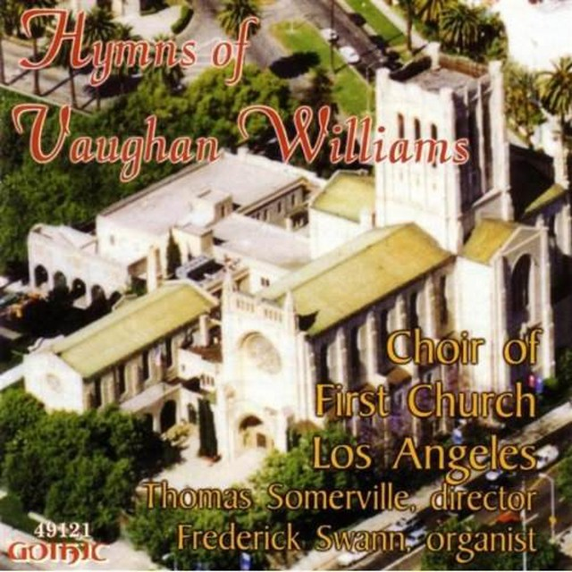 Vaughan Williams: Hymns Albumcover