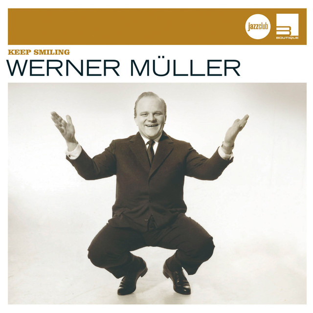 Werner Müller Keep Smiling (Jazz Club) album cover