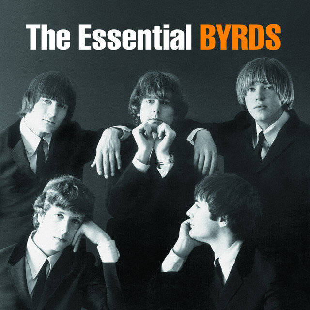 The Byrds The Essential Byrds album cover