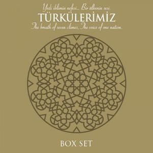 Türkülerimiz Box Set Albümü
